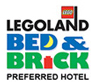 Legoland Bed Brick