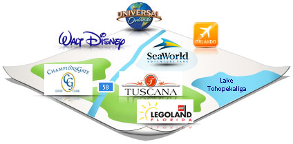 Tuscana Resort Orlando By Aston In Champions Gate Fl Bookit Com