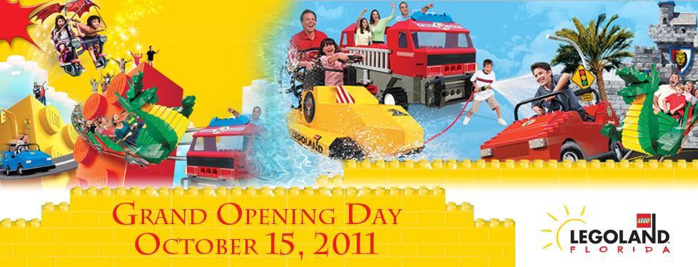 Legoland Set For October 15 2011 Opening Tuscana