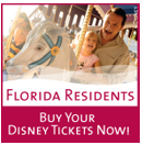 Florida Residents Disney Tickets