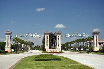 Champions Gate Accommodation Accommodation In Champions