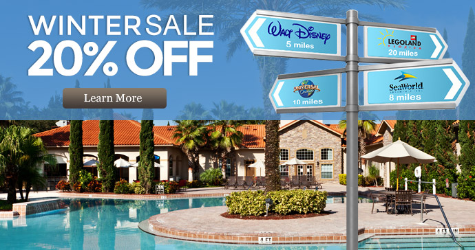 Tuscana Resort Orlando by Aston | Winter Sale 2017
